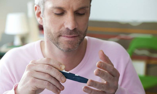 Чем пахнет мужчина с диабетом