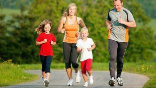 Обеспечить умеренные физические нагрузки