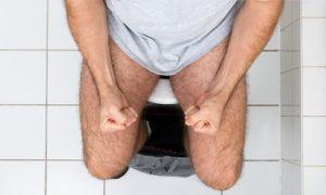 Опорожнение кишечника