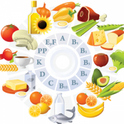 Употребление витаминов для повышения иммунитета