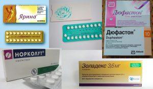 Препараты для лечения полипоза