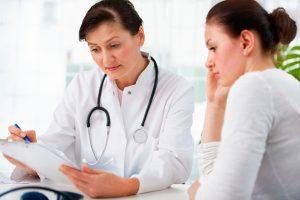 Регулярное посещение гинеколога