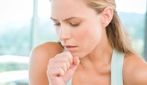 Резкий и длительный кашель