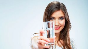 Употребление чистой воды