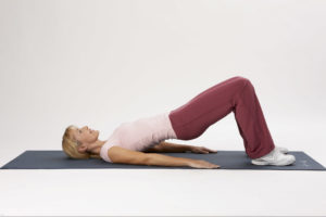 Втягивание и выталкивание мышц влагалища и промежности