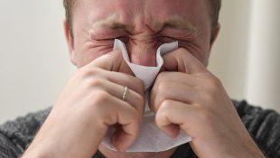 Возникновение аллергической реакции