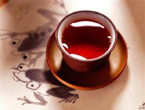 Чай из красного корня