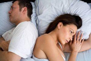 Длительное отсутствие секса