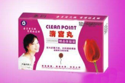 Китайские тампоны при лечении эндометриоза