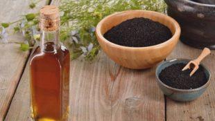 Мед и масло черного тмина