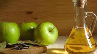 Настой из яблок