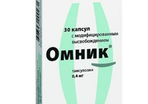 Лечение простатита препаратом Омник
