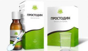 Препарат Простодин для потенции