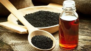 Применение внутрь масла черного тмина