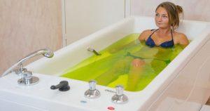 Желтые ванны