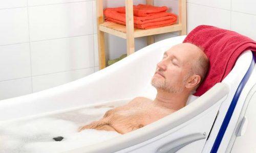 Горячие ванны при простатите: можно ли принимать