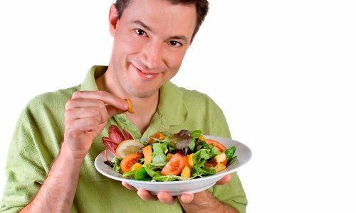 Диетическое питание при простатите