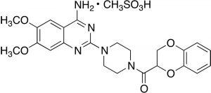 Доксазозин мезилат