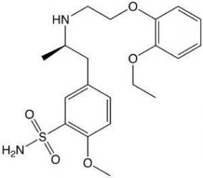 Формула Тамсулозина