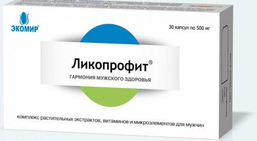 Препарат Ликопрофит