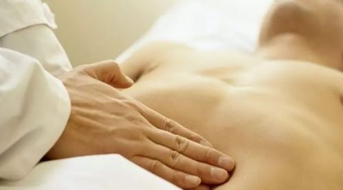 Наружный массаж простаты