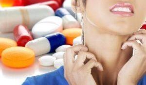 Непереносимость лекарственного компонента