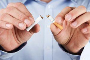 Очищение организма курящих от вредных веществ