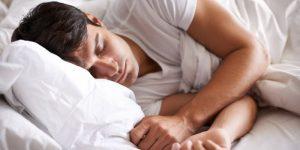 Соблюдение правильного режима сна