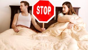 Полный отказ от сексуальных контактов