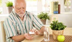 Прием препарата пожилыми мужчинами