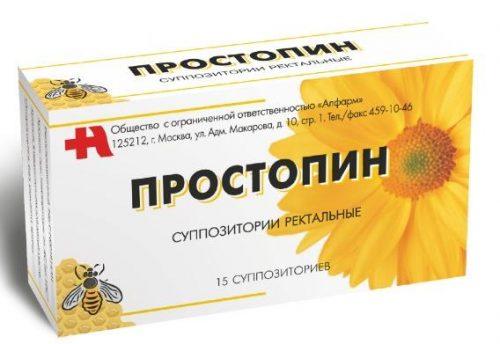 Лекарство Простопин