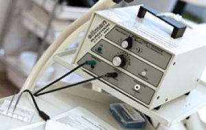 Иссечение единичных очагов воспаления радионожом