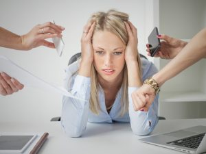 Стрессовые состояния