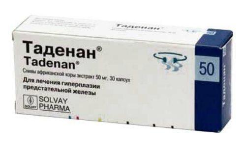 Препарат Таденан