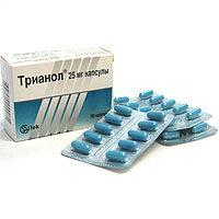 Лекарство Трианол