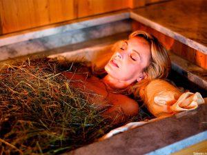 Ванна с пустырником