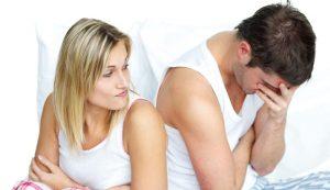 Неудовлетворенность половым актом