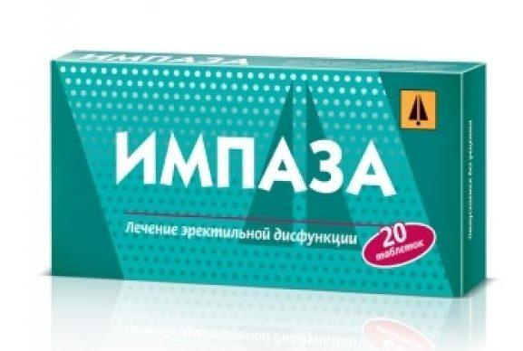 Импаза и другие препараты для потенции