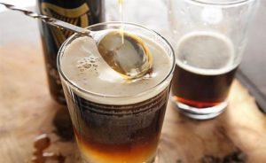 Коктейль на основе пива