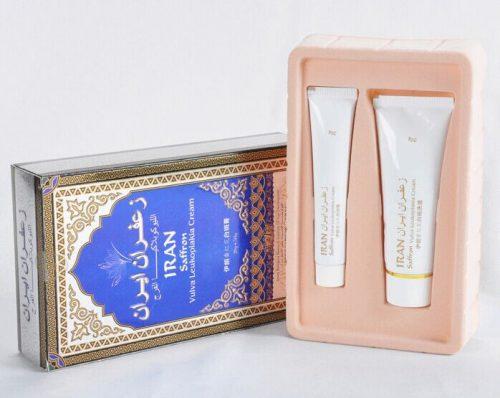 Применение крема Иранский Шафран