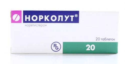 Препарат Норколут