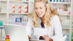 Покупка в интернет-аптеке