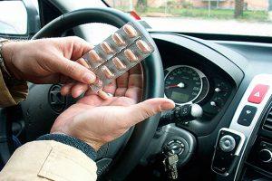 Соблюдение осторожности при управлении транспортных средством
