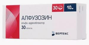 Алфузозин