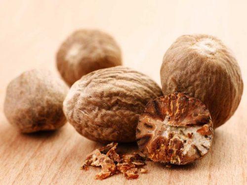 Мускатный орех для усиления потенции