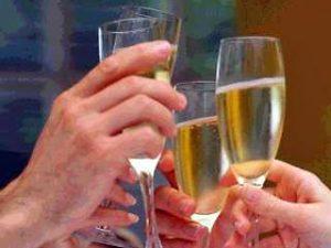Запрет на употребление спиртных напитков