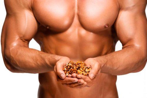 Орехи для мужской потенции