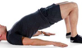Упражнения для улучшения кровообращения в малом тазу для мужчин