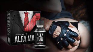 Капли Alfa Man против импотенции