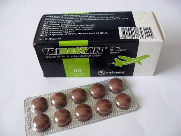 Трибестан для хорошей потенции